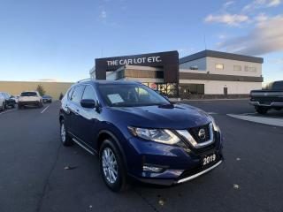 Used 2019 Nissan Rogue SV AWD for sale in Sudbury, ON