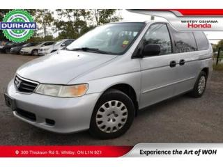 Used 2003 Honda Odyssey 5DR LX for sale in Whitby, ON