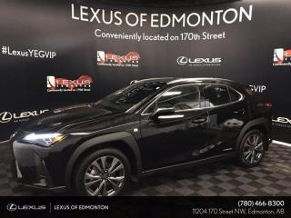 New 2020 Lexus UX 250h F Sport Series 2 for sale in Edmonton, AB