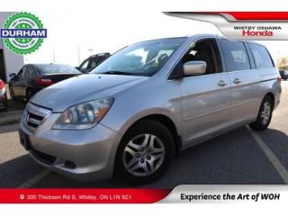 Used 2007 Honda Odyssey 5dr Wgn EX-L for sale in Whitby, ON