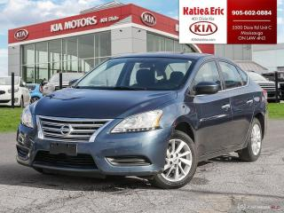Used 2015 Nissan Sentra 1.8 SV for sale in Mississauga, ON