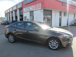 Used 2014 Mazda MAZDA3 GS $10,995+HST+LIC FEE / CERTIFIED / SKY-ACTIVE / BACK UP CAMERA for sale in North York, ON
