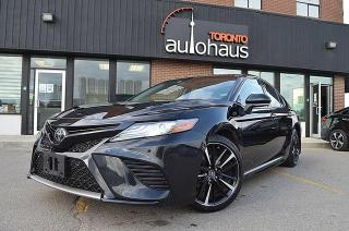 Used 2018 Toyota Camry XSE/Leather/Panorama/Very Clean/Loaded for sale in Concord, ON