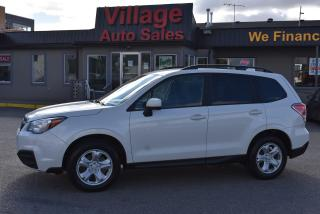 Used 2018 Subaru Forester 2.5i BACK-UP CAMERA! CRUISE CONTROL! 4X4! for sale in Saskatoon, SK
