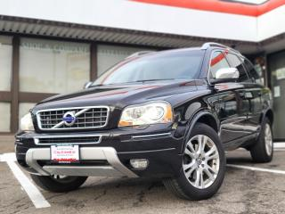 Used 2013 Volvo XC90 3.2 Premier Plus Rear Seat Entertainment | Backup Sensors | Heated Seats for sale in Waterloo, ON