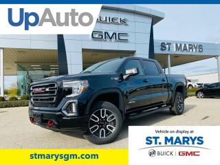 New 2020 GMC Sierra 1500 AT4 Diesel for sale in St. Marys, ON