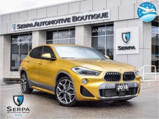 Used 2018 BMW X2 xDrive28i * SOLD * for sale in Aurora, ON