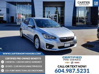 Used 2018 Subaru Impreza Touring for sale in North Vancouver, BC