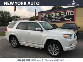 Used 2011 Toyota 4Runner for sale in Winnipeg, MB