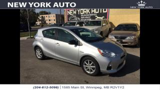 Used 2013 Toyota Prius C for sale in Winnipeg, MB