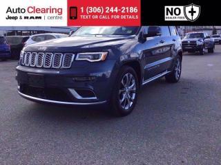Used 2020 Jeep Grand Cherokee Summit for sale in Saskatoon, SK