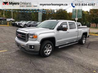 Used 2015 GMC Sierra 1500 SLT for sale in Orleans, ON