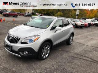 Used 2016 Buick Encore Leather for sale in Orleans, ON