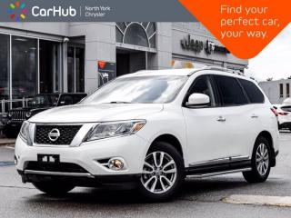 Used 2015 Nissan Pathfinder SL for sale in Thornhill, ON