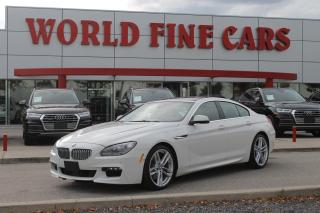 Used 2015 BMW 650i Gran Coupe i xDrive | *Accident Free* | LOADED for sale in Etobicoke, ON