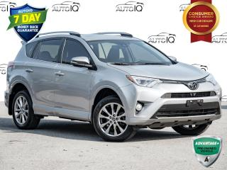 Used 2018 Toyota RAV4 Limited One Owner | Platinum Package | Winter Wheels and Tires! for sale in St Catharines, ON