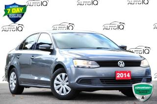 Used 2014 Volkswagen Jetta 2.0L Trendline+ TRENDLINE PLUS | 2.0L I4 ENGINE | BLUETOOTH | 5-SPEED MANUAL for sale in Kitchener, ON