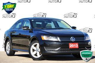 Used 2013 Volkswagen Passat 2.5L Comfortline COMFORTLINE | 2.5L I5 GAS ENGINE | MOONROOF | 5-SPEED MANUAL for sale in Kitchener, ON