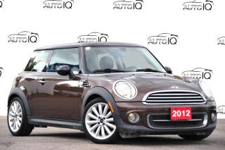 Used 2012 MINI Cooper FWD | 1.6L I4 ENGINE | MOONROOF for sale in Kitchener, ON