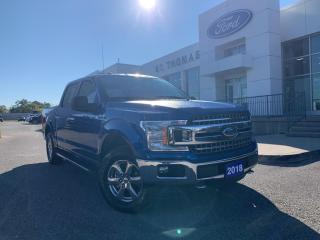 Used 2018 Ford F-150 XLT XTR 4x4/18 Wheels/Bluetooth for sale in St Thomas, ON