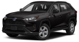 New 2021 Toyota RAV4 LE for sale in Ancaster, ON