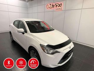Used 2016 Toyota Yaris BERLINE - BASE - BLUETOOTH for sale in Québec, QC