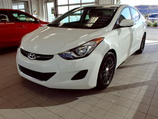 Used 2013 Hyundai Elantra GL MANUELLE CRUISE SIEGE CHAUFFANT for sale in Ste-Julie, QC