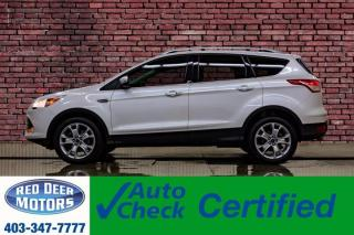 Used 2015 Ford Escape AWD Titanium Leather Roof Nav BCam for sale in Red Deer, AB