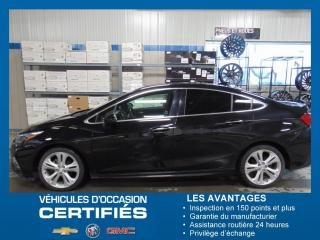 Used 2018 Chevrolet Cruze Premier for sale in Amos, QC
