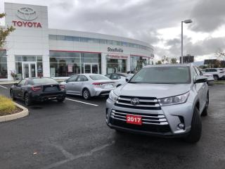 Used 2017 Toyota Highlander Limited AWD LIMITED - HEATED STEERING WHEEL - HEATED MIDDLE CAPTAIN SEATS for sale in Stouffville, ON