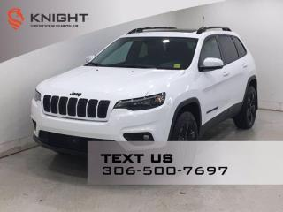 New 2021 Jeep Cherokee Altitude | Leather | Sunroof | Navigation | for sale in Regina, SK