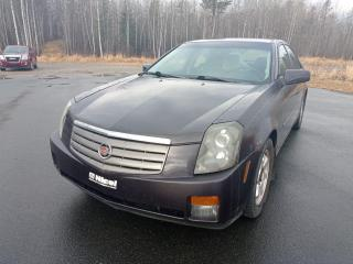 Used 2006 Cadillac CTS CTS Nicol Occasion, le leader régional for sale in La Sarre, QC