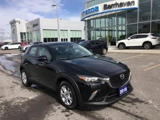 Used 2018 Mazda CX-3 *** DEAL INCLUDES WINTER TIRES AND RIMS/REMOTE STARTER*** GS LUXURY **FULLY LOADED/NAV/AWD** for sale in Ottawa, ON