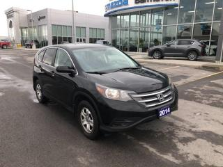 Used 2014 Honda CR-V LX ***2 SETS OF TIRES ON RIMS/B-LANE/WONT LAST *** for sale in Ottawa, ON