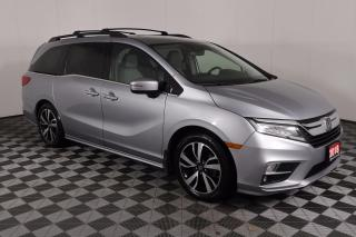 Used 2018 Honda Odyssey Touring 3.6L V6, NAVI, POWER DOORS, LEATHER for sale in Huntsville, ON
