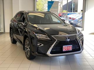 Used 2016 Lexus RX 350 8A for sale in Burnaby, BC