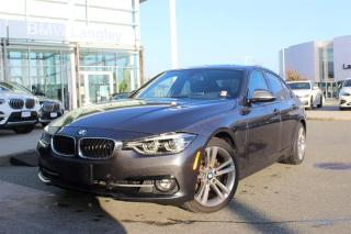 Used 2017 BMW 330e Sedan for sale in Langley, BC