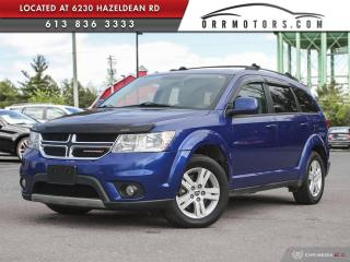 Used 2012 Dodge Journey SXT & Crew for sale in Stittsville, ON