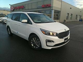 New 2021 Kia Sedona LX for sale in Milton, ON