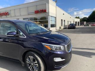 New 2021 Kia Sedona SX Tech for sale in Milton, ON