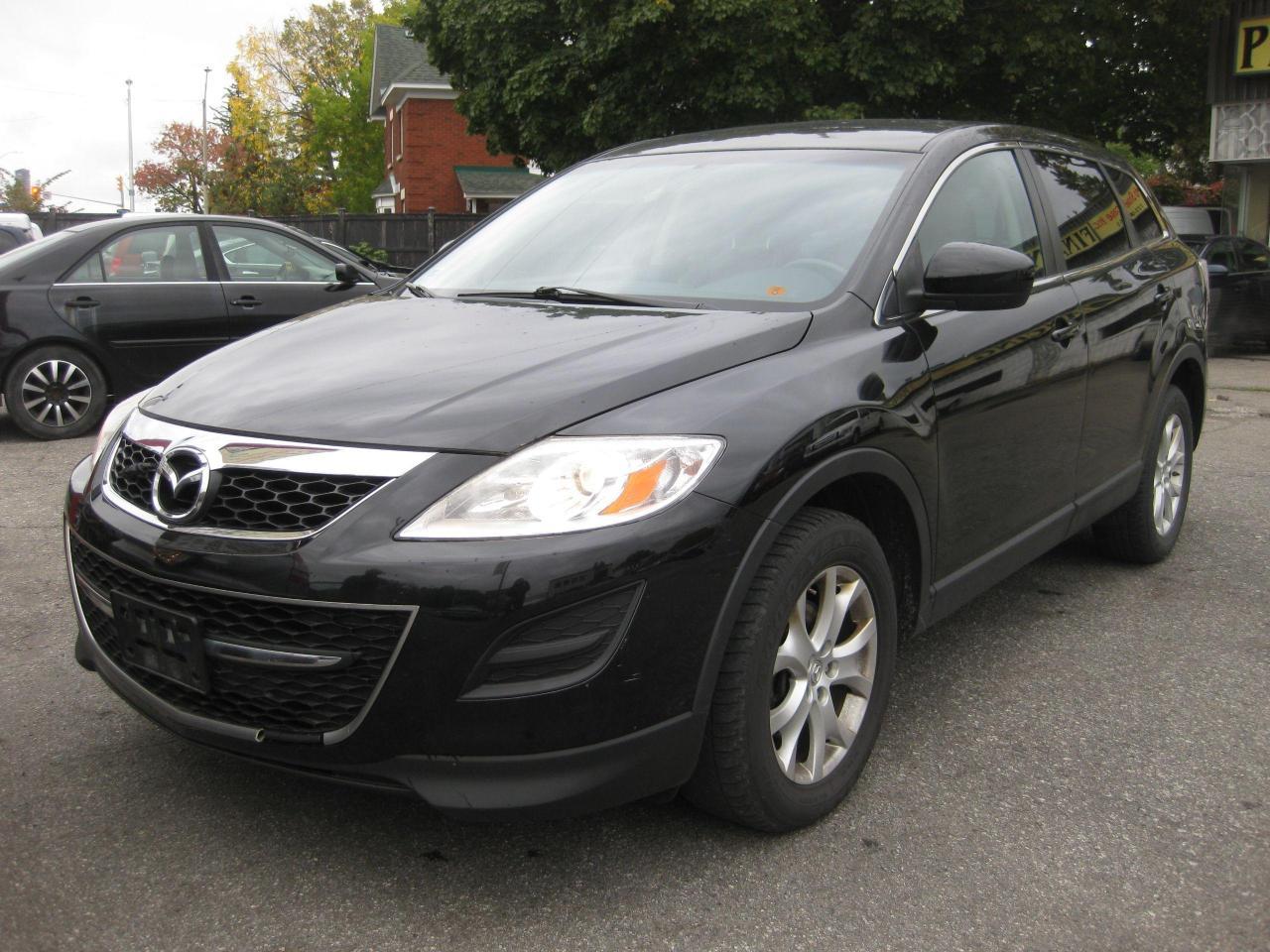 2012 Mazda CX-9 GS 3.7L 6cy AC Auto 7 pass PL PM PW Leather