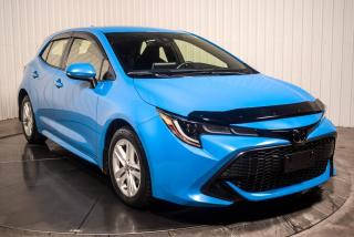 Used 2019 Toyota Corolla SE HATCH CAMERA RECUL MAGS for sale in St-Hubert, QC