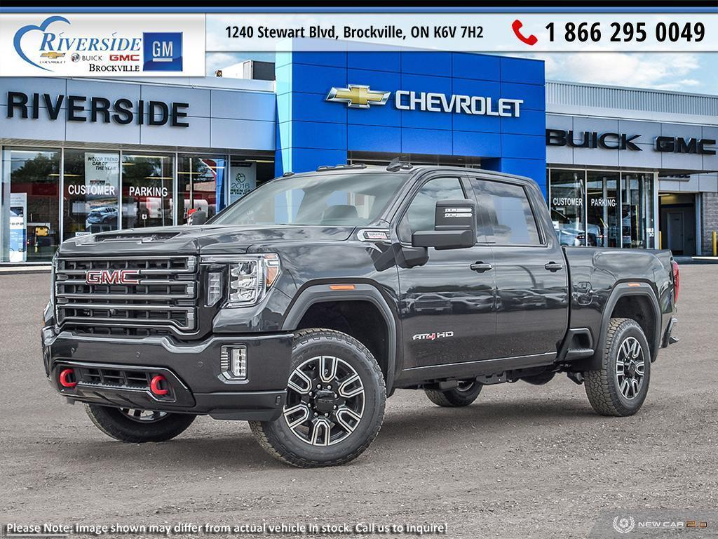 used 2020 gmc sierra 2500 hd at4 for sale in brockville