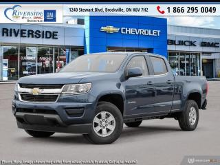 New 2021 Chevrolet Colorado WT for sale in Brockville, ON