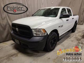 Used 2017 RAM 1500 ST Camion de travail for sale in Rouyn-Noranda, QC