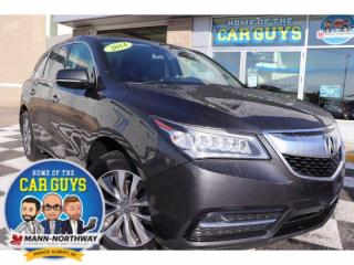 Used 2014 Acura MDX Tech Pkg | Heated Wheel, Navigation. for sale in Prince Albert, SK