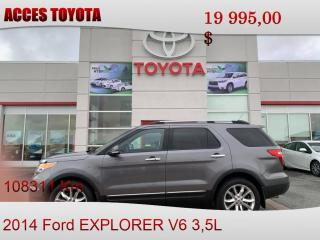 Used 2014 Ford Explorer 4WD Limited for sale in Rouyn-Noranda, QC