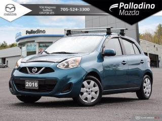 Used 2016 Nissan Micra SV - NEW TIRES - NEW FRONT BRAKES for sale in Sudbury, ON