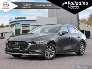 New 2021 Mazda MAZDA3 GS - DEMO - ADDITIONAL DEMO SAVINGS AVAILABLE for sale in Sudbury, ON