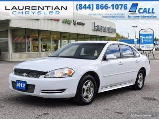 Used 2012 Chevrolet Impala LT!!  SELF CERTIFY!! for sale in Sudbury, ON
